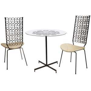 Arthur Umanoff Granada Collection Chairs & Table