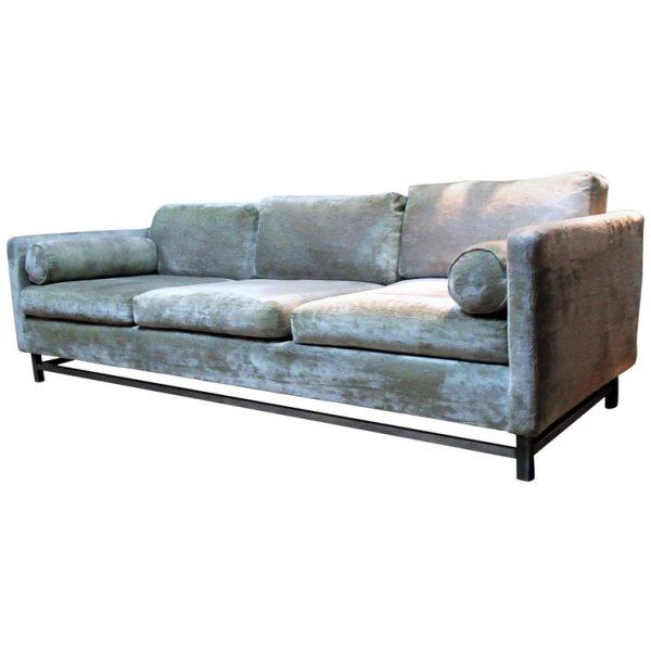 Luxurious Modernist Regency Sofa