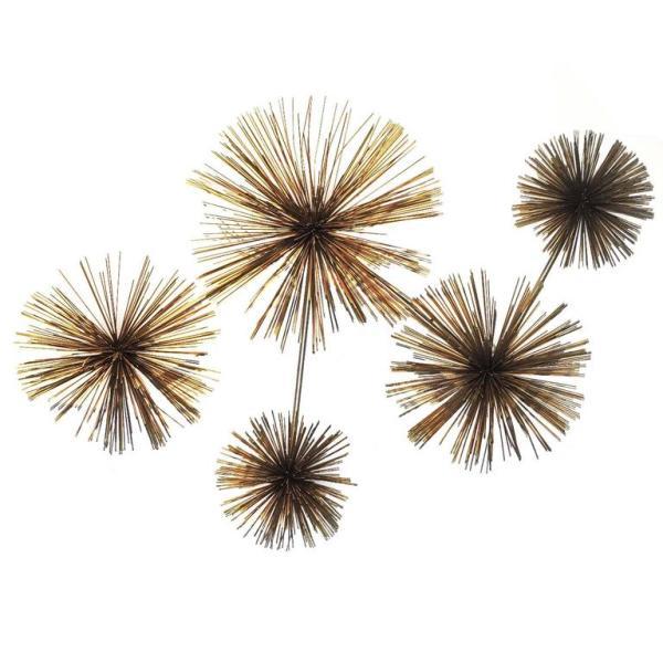 Pom Pom Urchins Wall Sculpture by C. Jere