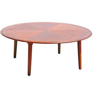 Scandinavian Modern Coffee Table by H.W. Klein