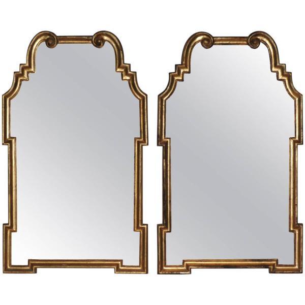 Labarge Giltwood Mirrors