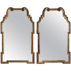 Labarge Giltwood Mirrors