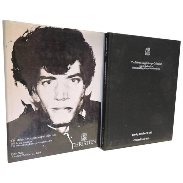 Robert Mapplethorpe Collection - Christies - 1st Edition - 1989