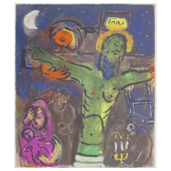 Marc Chagall - Gouaches - Limited Edition - Portfolio