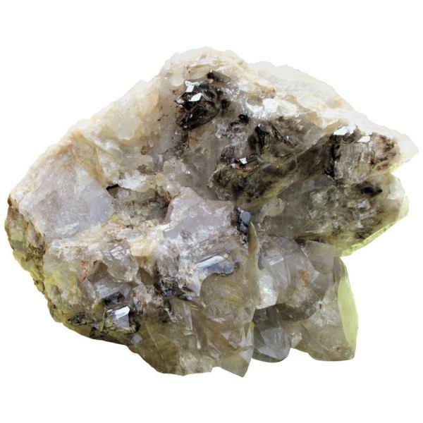 Large Old Quartz Crystal Rock Specimen