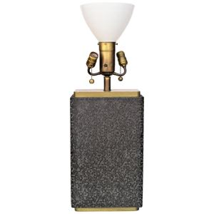 Modernist Table Lamp in the style of Karl Springer
