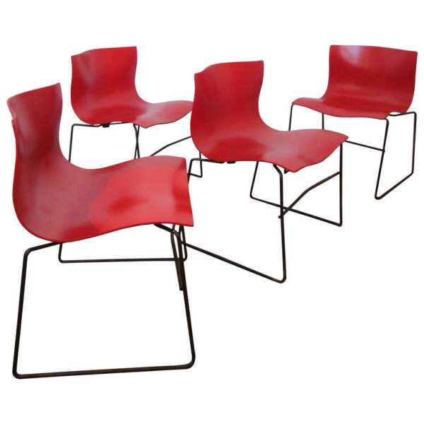 Vignelli Handkerchief Chairs for Knoll