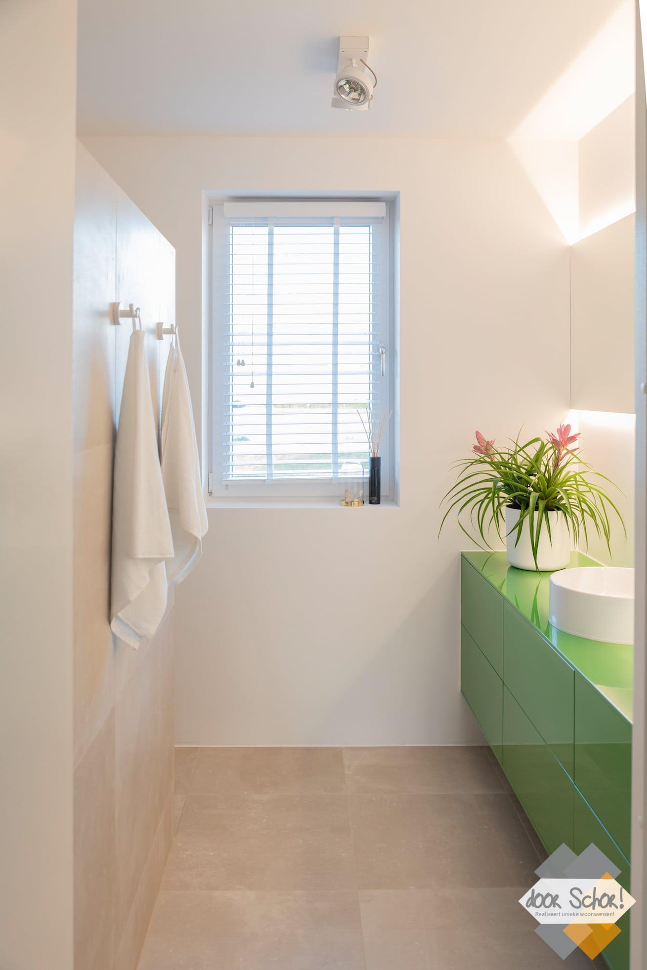 Badkamer in Zeewolde gemaakt door doorSchor