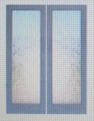 Artistic Glass Doors