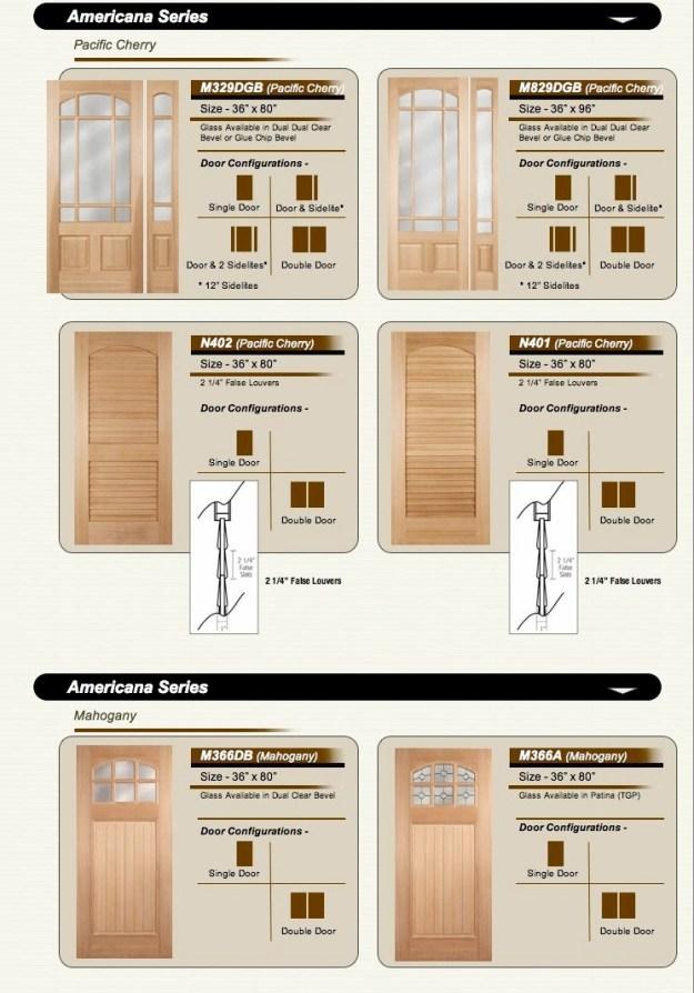 Americana Doors
