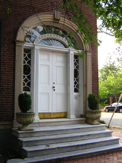 Fanlight And Sidelights 171 Doorways Around The World