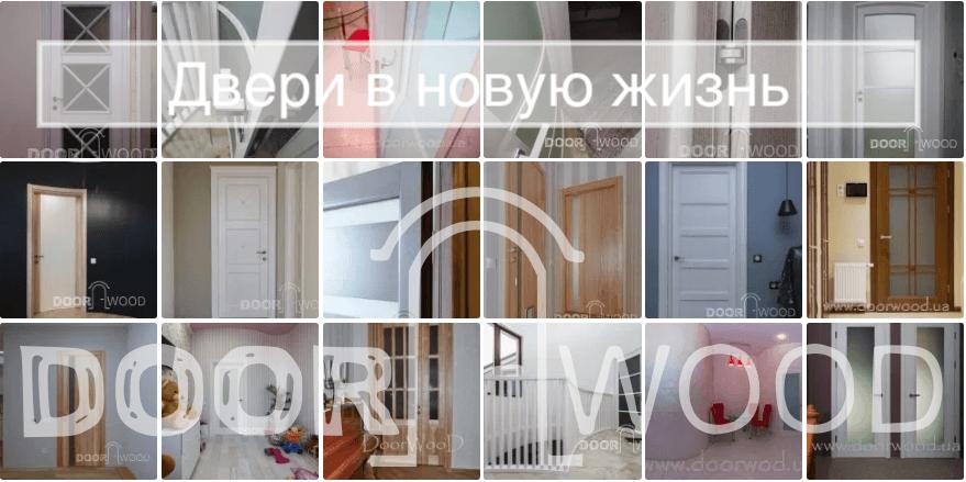 межкомнатные двери doorwood двери в новую жизнь