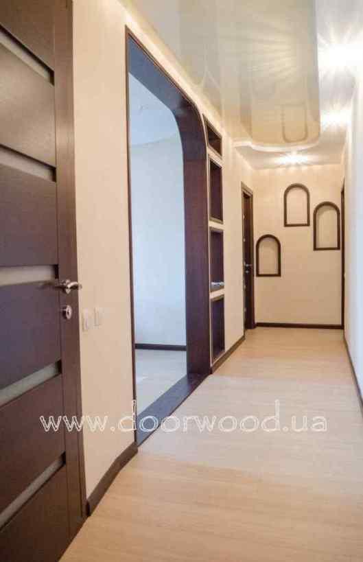 Ash doors, inter-room doors, openings, arched openings, wooden arch, ash arch, arched windows, kharkiv, doorwood