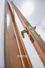 Радиусная дверь на скрытых петлях. 2