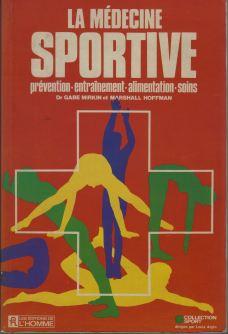 médecine sportive