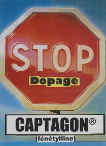 STOP CAPTAGON