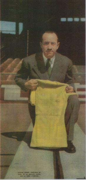 maillot jaune Paris Match