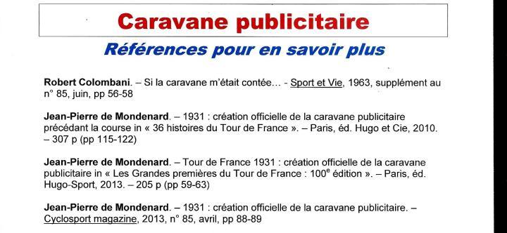 caravane blog