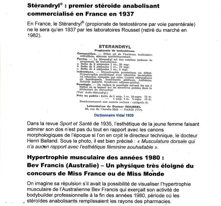 Dopage – Page 28 – Docteur Jean-Pierre de Mondenard
