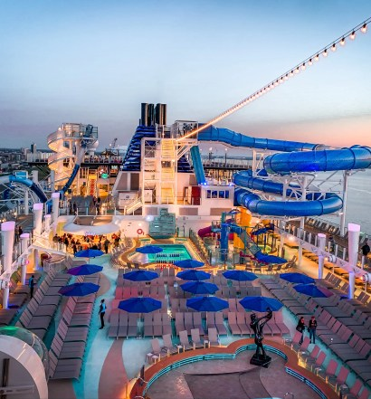 norwegian encore cruise