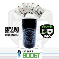 Dope Jars® + Extras 500ml - Shroom