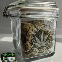 Dope Jars® Swing Top Stash Jar - High Society