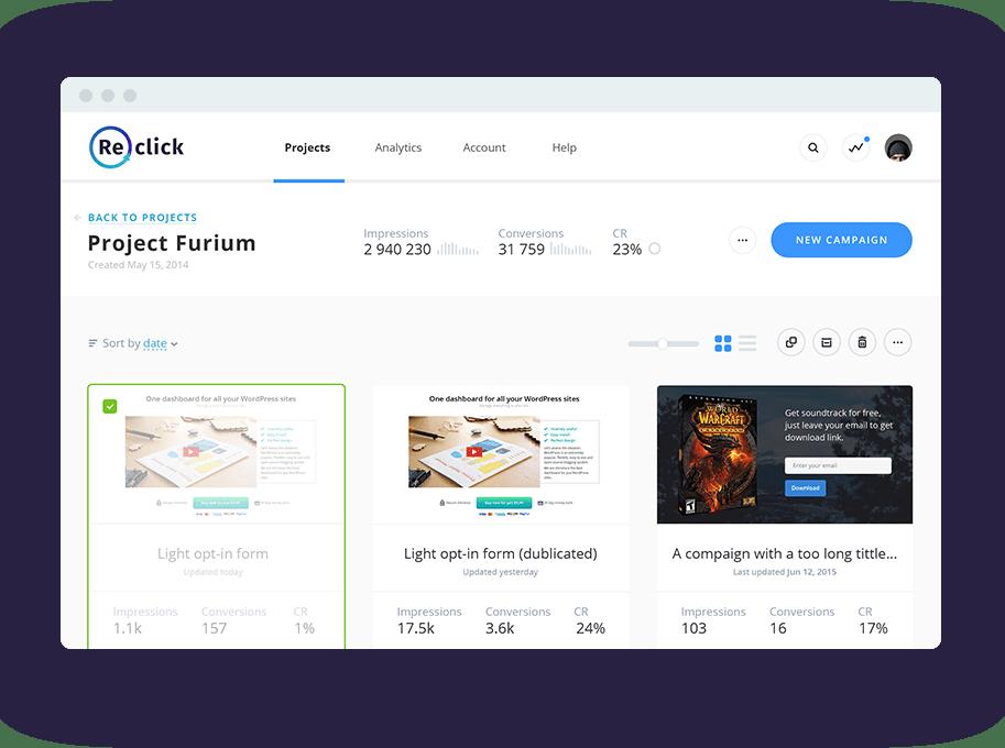 Reclick review