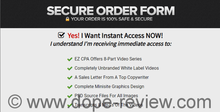 EZ CPA Offers Review