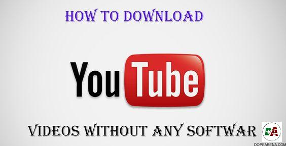 download youtube vids