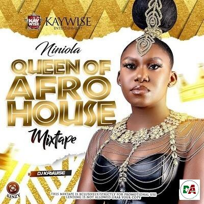 DJ Kaywise   Queen of Afro House Mix Mixtape