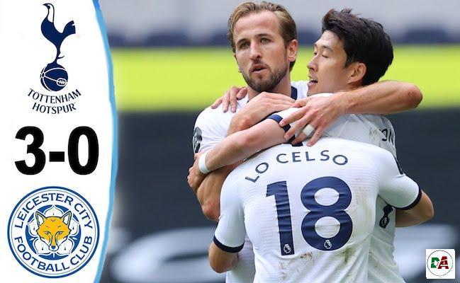 Tottenham Hotspur 3-0 Leicester City Highlights – 19:07:2020_(dopearena2.com)