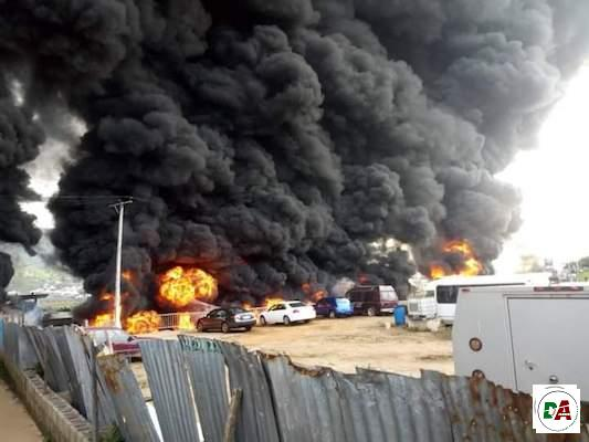 Many feared killed in Kogi trailer accident