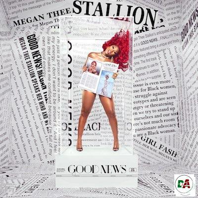 [DOWNLOAD ALBUM ZIP] Megan Thee Stallion – Good News