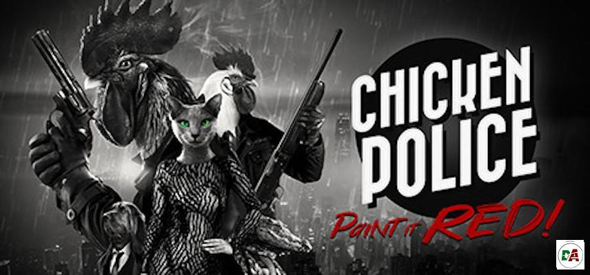 [PC GAME] Chicken Police Paint It Red Compressed Version