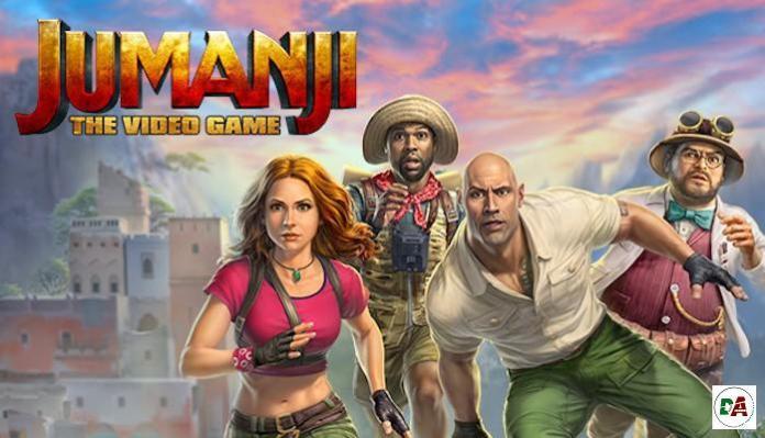 [PC GAME] JUMANJI The Video Game