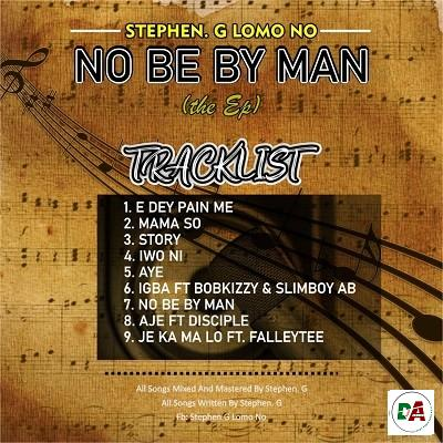 Stephen.G Lomo No _ AYE (M&M by Yp Stephen.G)