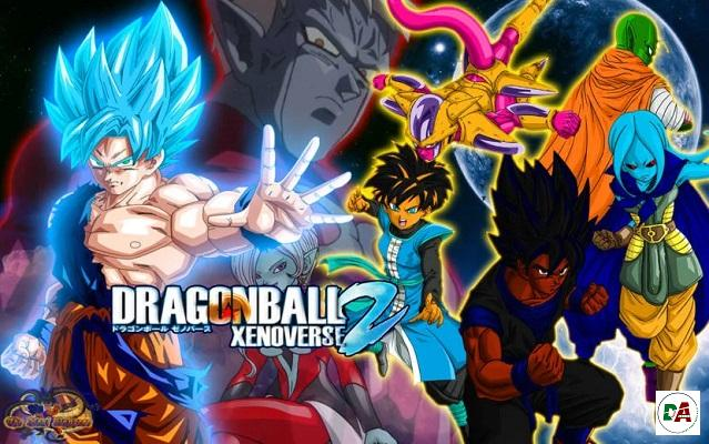 Dragon Ball Xenoverse 2 Download Free