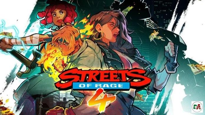 Streets of Rage 4 Compressd Download Free
