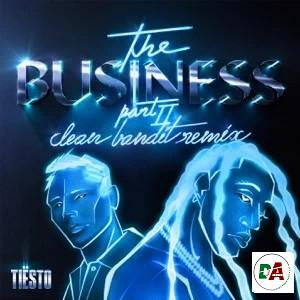 Tiësto, Ty Dolla $ign – The Business, Pt. II (Clean Bandit Remix)