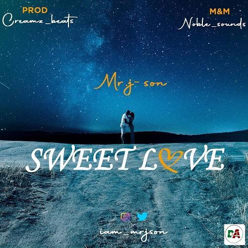 Mr J-Son - Sweet Love