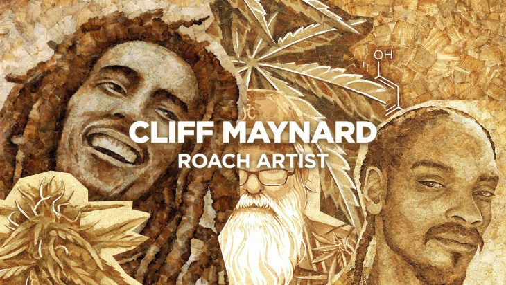 Fire Friday: Cliff Maynard, Roach Artist 5