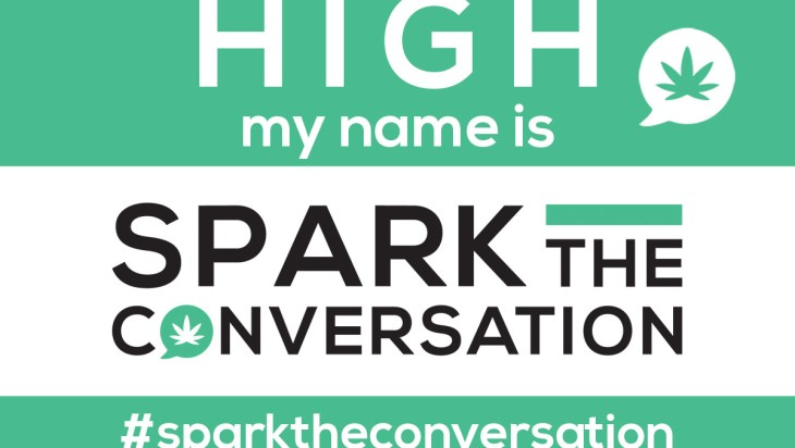 """Spark The Conversation Launches Cannabis Education Tour Across California: """"High My Name Is"""" 2"""