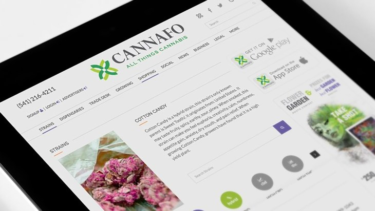 Tech Thursday: Cannafo: All Of Your Cannabis Needs In One Place