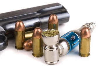 Guns in America: A Basic Right, But Not For Medical Marijuana Cardholders