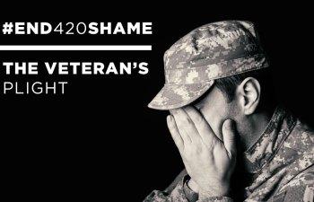 End 420 Shame: The Veteran's Plight