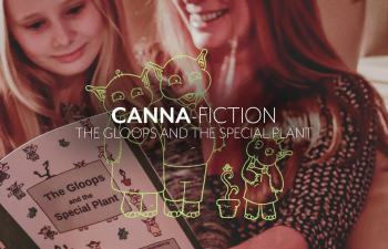 Canna-Fiction: The Gloops and the Special Plant 4