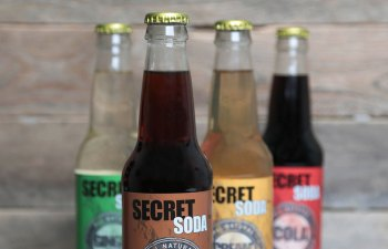 Drink & Be Merry: Secret Soda Takes the Guilt out of the Holiday Season 2