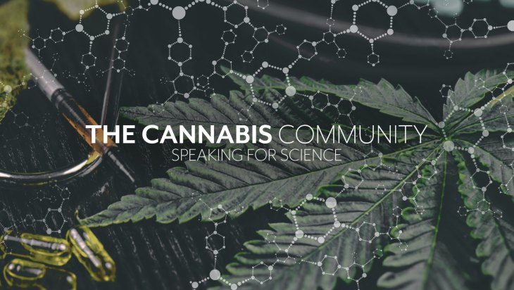 The Cannabis Community: Speaking for Science