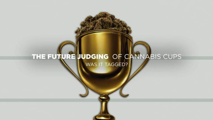 The Future Judging of Cannabis Cups: Was it Tagged?