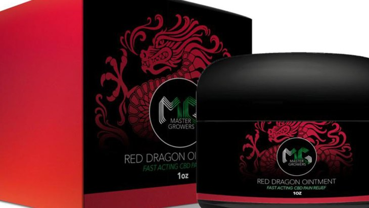 Red Dragon Ointment 1